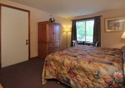 Std. Room King Bed